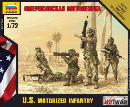 Hot War: American Motorized Infantry
