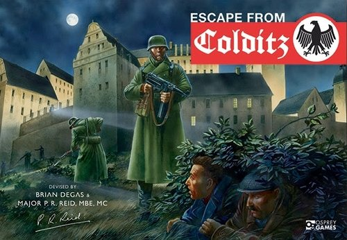 Osprey Escape from Colditz