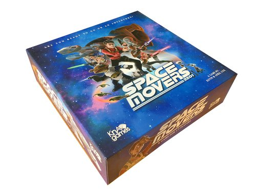 Kna Games Space movers 2201