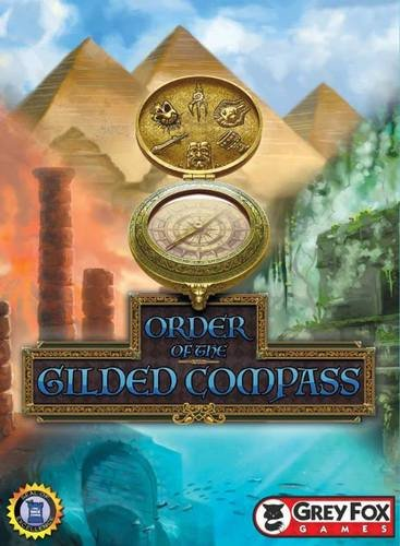 Grey Fox Order of the Gilded Compass