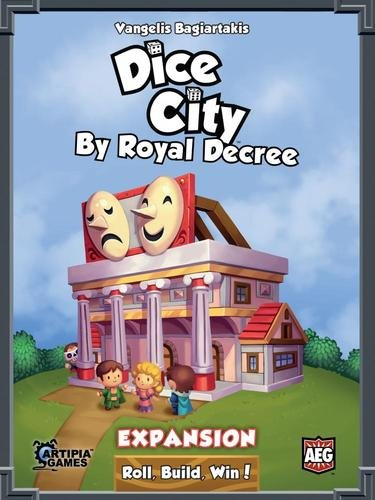 Dice City: By Royal Decree exp