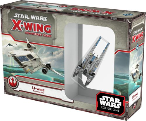 Fantasy Flight STAR WARS X-WING: U-Wing