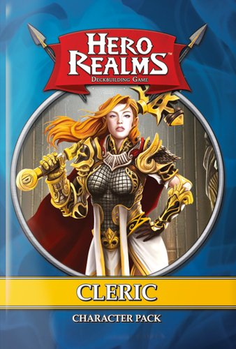 White wizard games Hero Realms DBG Character Pk: Cleric