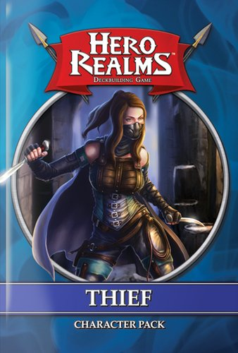 White wizard games Hero Realms: Thief Character Pack