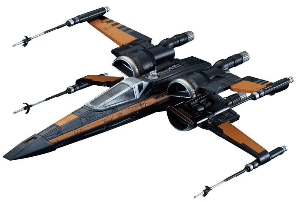 STAR WARS X-WING: 1/72 Poe's  Fighter
