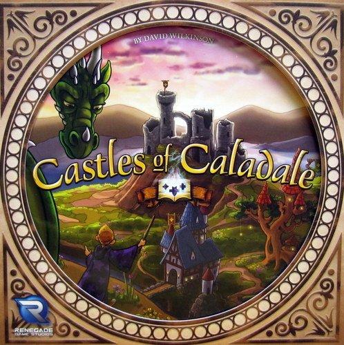 Renegade Castles of Caladale