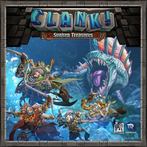 Renegade Clank! : Sunken Treasures