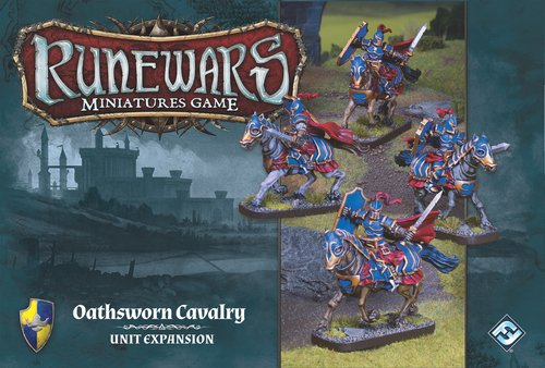 Fantasy Flight Runewars: Oathsworn Cavalry