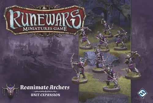 Fantasy Flight Runewars: Reanimate Archers