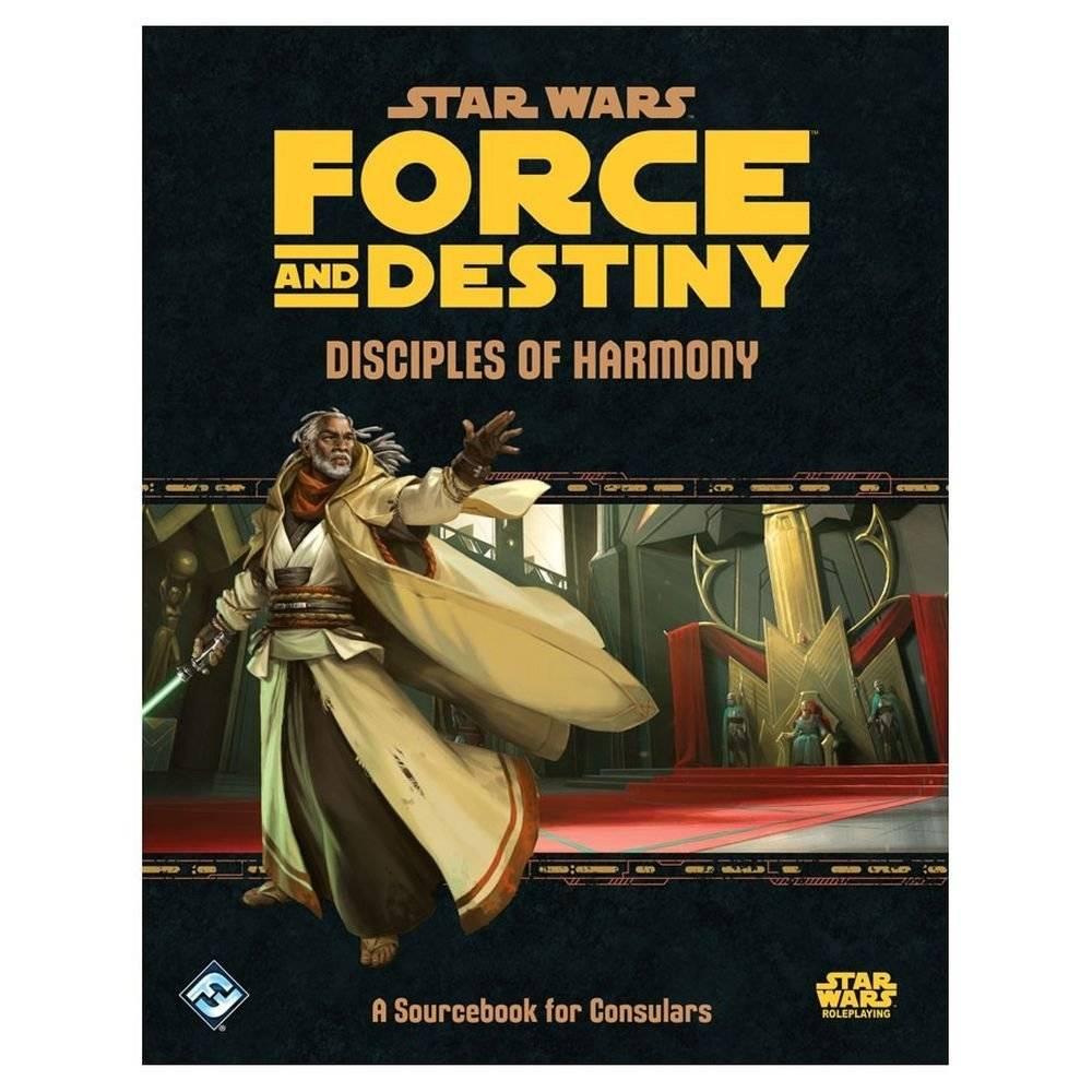 Fantasy Flight Star Wars RPG: Force and Destiny- Disciples of Harmony