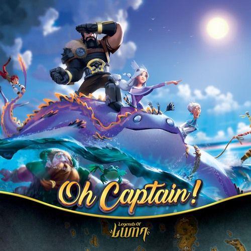 Asmodee Oh Captain!