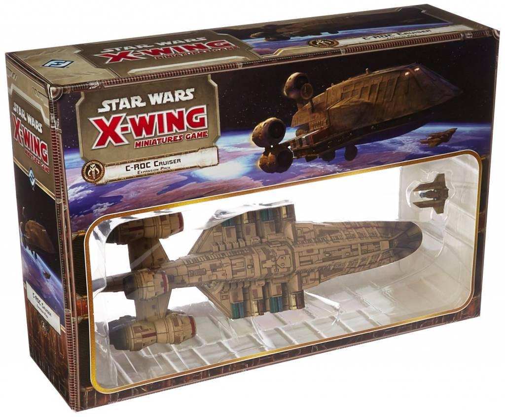Fantasy Flight STAR WARS X-WING: C-ROC Cruiser
