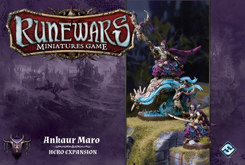 Fantasy Flight Runewars: Ankaur Maro Hero