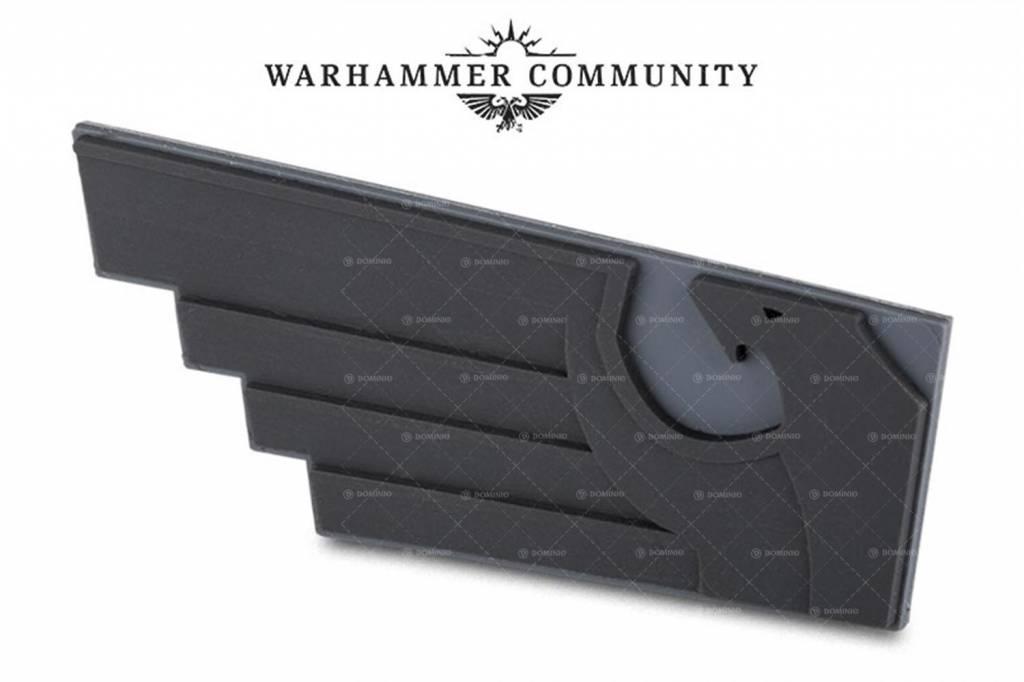 Games Workshop Warhammer 40k: Combat Gauge