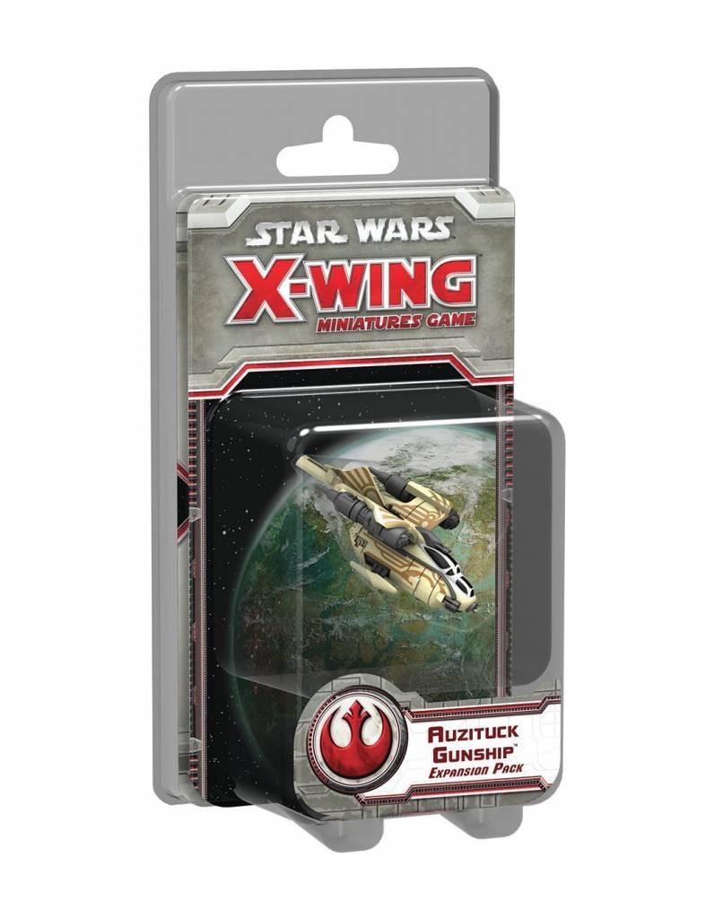 Fantasy Flight STAR WARS X-WING: Auzituck Gunship