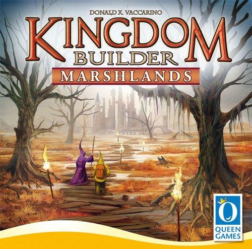 Queen Games Kingdom Builder: Marshlands