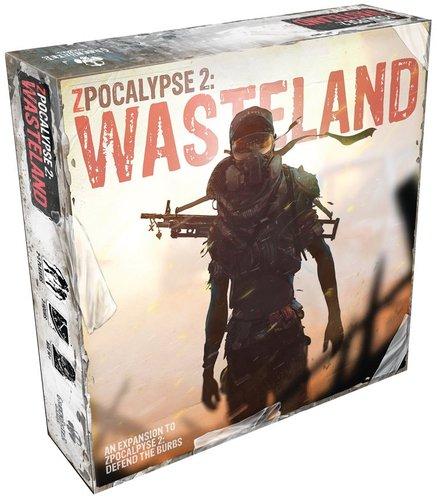 Greenbrier games Zpocalypse 2 Wasteland