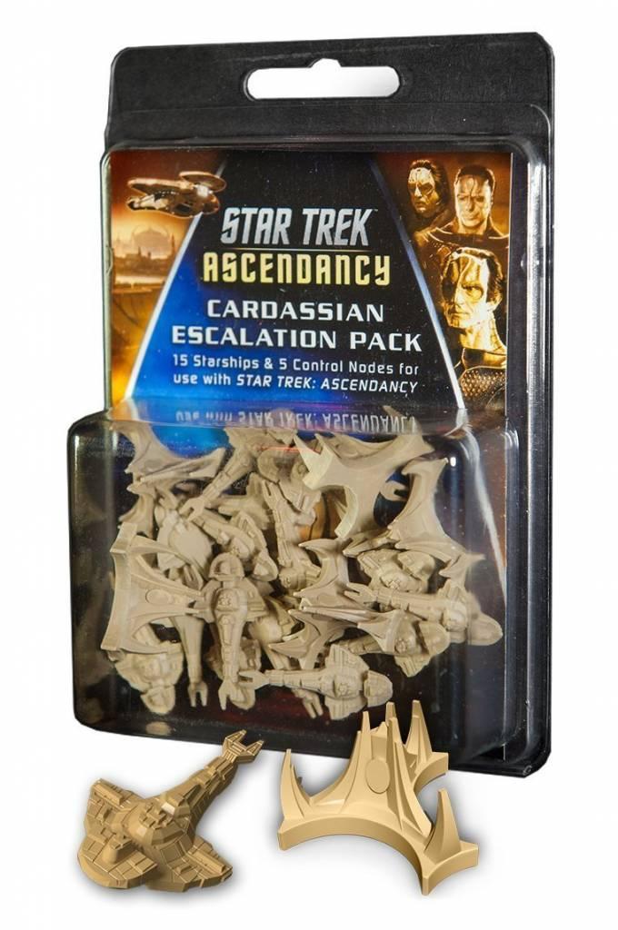 Gale Force Nine Star Trek Ascendancy: Cardassian Escalation pk