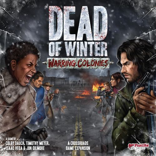 Plaid Hat Games Dead of Winter: Warring Colonies
