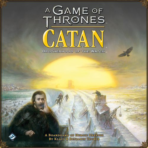 Catan Studio Catan: A Game of Thrones