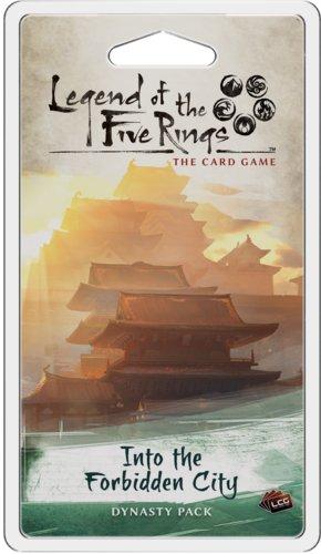 Fantasy Flight Legend of the Five Rings LCG: Into Forbidden City