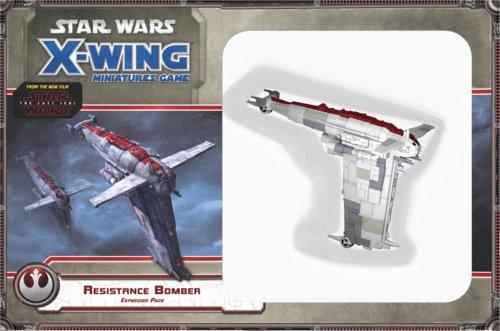 Fantasy Flight STAR WARS X-WING: Resistance Bomber