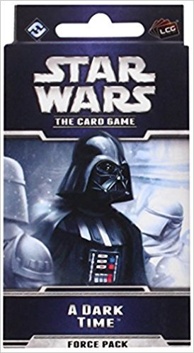 Fantasy Flight Star Wars LCG: A Dark Time Force Pack