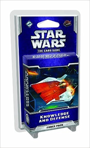 Fantasy Flight Star Wars LCG: Knowledge and Defense Force Pack
