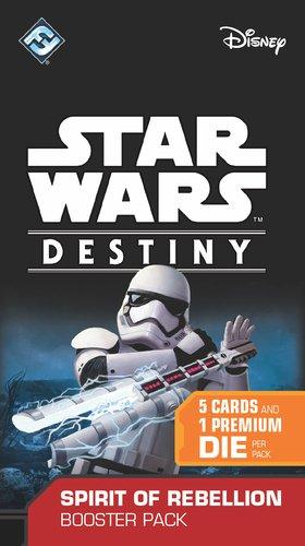 Fantasy Flight Star Wars Destiny: Spirit of the Rebellion Booster