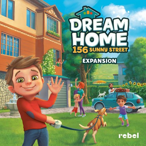 Rebel Dream Home: 156 Sunny Street exp