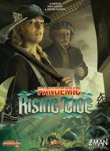 Zman Pandemic Rising Tide