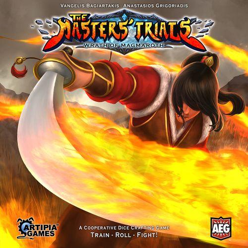 AEG The Masters Trials