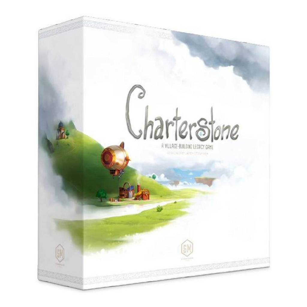 Stonemaier Charterstone: A Village-Building Legacy Game