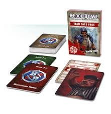 Blood Bowl: Human Team Card Pack