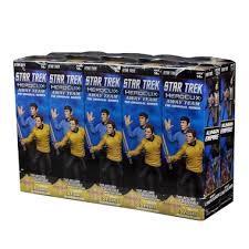 Wizkids Star Trek HeroClix: Away Team the Original Series