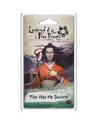 Fantasy Flight Legend of the Five Rings LCG: Fate Has No Secrets