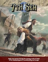 John wick 7th Sea RPG: 2nd Edition - Gamemaster Screen
