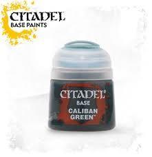 Citadel Citadel Base: Caliban Green