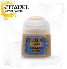 Citadel Citadel Layer: Tallarn Sand