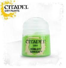 Citadel Citadel Dry: Niblet Green