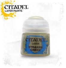 Citadel Citadel Layer: Straken Green
