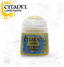 Citadel Citadel Layer: Elysian Green