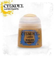 Citadel Citadel Layer: Balor Brown