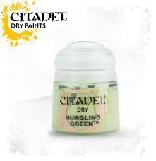 Citadel Citadel Dry: Nurgling Green