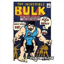 Bulk Comics