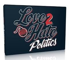 Green Ronin Publishing Love 2 Hate: Politics