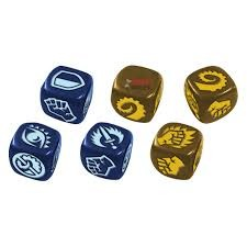 CMON The Others: 7 sins dice pack