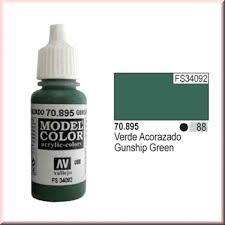 Vallejo vallejo model color : gunship 70.895