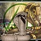 Steamforged GuildBall: ALchemists Guild- Naja