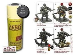 The Army Painter Primer Platemail Metal